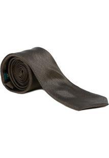 Gravata Masculina Verde