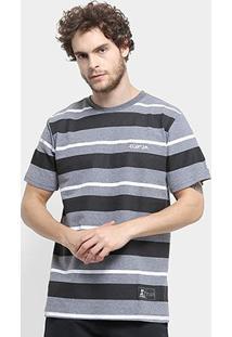 Camiseta Starter Row Pixo Masculina - Masculino