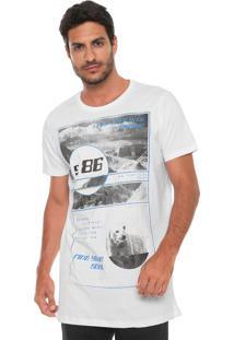 Camiseta Colcci Ralph Branca
