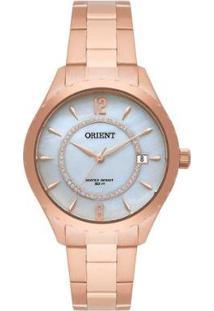 Relogio Orient - Frss1033 B2Rx - Feminino-Rose Gold