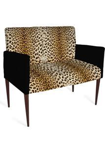 Cadeira Decorativa Mademoiselle Plus 2 Lug Imp Digital 137 - Kanui