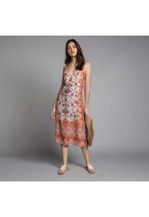 Vestido Com Alças Mídi Nimbin City - Lez A Lez