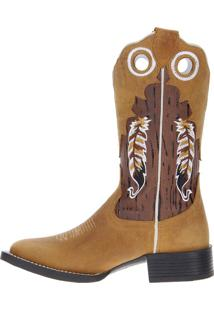Bota Country Smith Brothers Caramelo