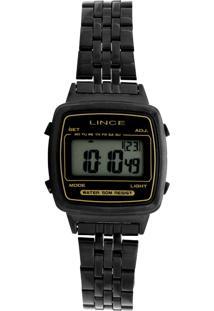 Relógio Lince Sdph068L-Bxpx Preto - Kanui