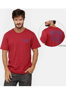 Camiseta Quiksilver Básica Midnight - Masculino