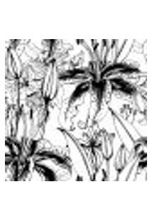 Papel De Parede Adesivo - Black & White - 099Ppf