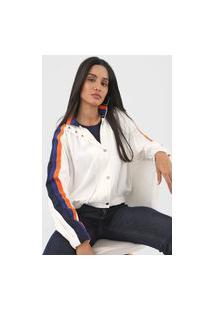 Jaqueta Forum Faixas Off-White