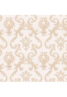 Papel De Parede Arabesco Dourado (950X52)
