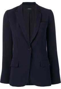 Theory Blazer Formal - Blue