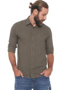 6564e9a91 Camisa Colcci Xadrez masculina | Moda Sem Censura