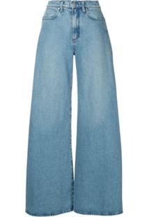 Nobody Denim Calça Jeans 'Seville' - Azul