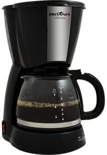 Cafeteira Elétrica Inox Cp30 Britânia - Capacidade De Até 30 Cafezi. - 110 V