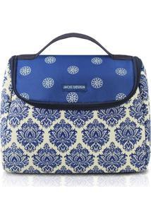 Bolsa Térmica De 1 Compartimento Jacki Design Bella Vitta Azul