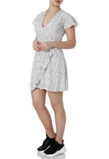 Vestido Eagle Rock - Feminino-Branco
