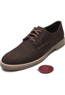 Sapato Couro Reserva Dudu Marrom