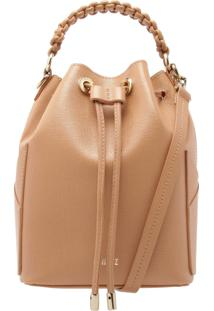 Bucket Bag Tressê Neutral | Schutz