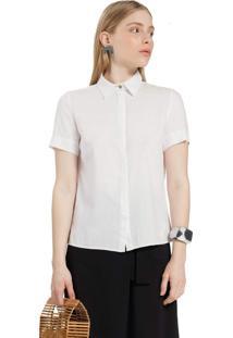 Camisa Envy Linho Branca