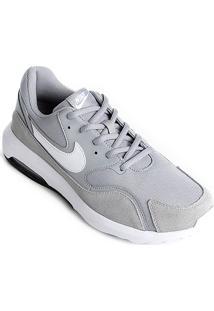 Tênis Nike Air Max Nostalgic - Masculino-Preto+Cinza