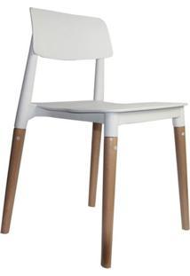 Cadeira De Cozinha Juliana Branca
