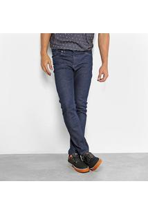 Calça Jeans Okdok Slim Fit Basic Masculina - Masculino