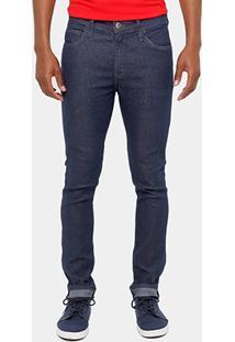 Calça Jeans Skinny Colcci Escura Masculina - Masculino