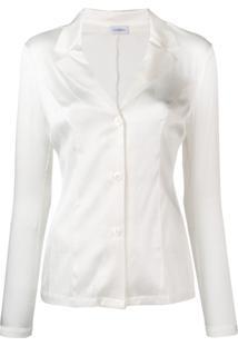 La Perla Conjunto Duas Peças De Seda - Branco