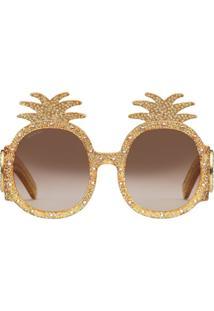9d9fac1371401 R  5600,00. Farfetch Gucci Eyewear Óculos De Sol ...