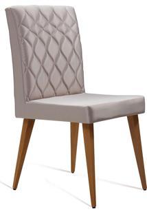 Cadeira Julia Com Matelassê Perola Daf
