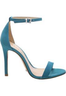 Sandália Strip Caribe Blue | Schutz