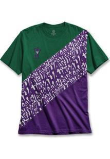 Camiseta Bandup The Joker Haha Classic - Masculino-Verde