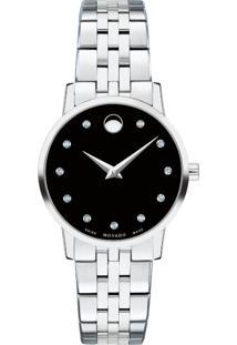 Relógio Movado Feminino Aço - 0607207