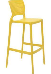 Cadeira Safira- Amarela- 104X49,5X47Cm- Tramontitramontina