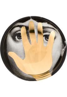 Fornasetti Prato Hand - Preto