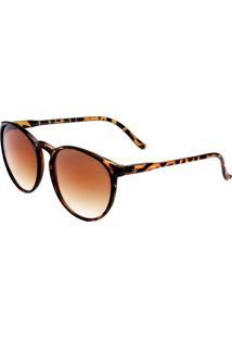 Óculos De Sol Ray Flector Vtg506Co Onça