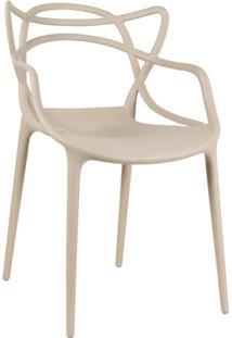 Cadeira Masters Allegra - Nude