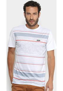 Camiseta Hurley Silk Especial Pupokea Max Masculina - Masculino
