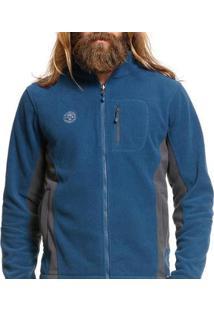 Jaqueta Vlcs Proteção Térmica Masculina - Masculino-Azul