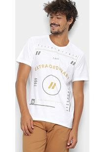 Camiseta Kohmar Flame Extraordinary Masculina - Masculino
