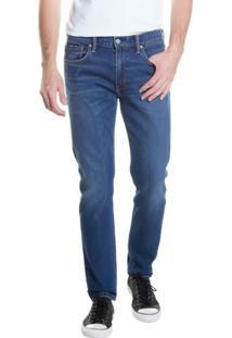 Calça Jeans 512 Slim Taper Levis - Masculino-Azul