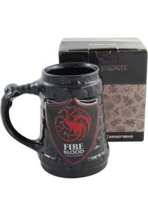 Caneca Escudo Targaryen - Zona Criativa