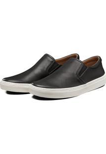 Sapatênis Sapato Casual Tênis Lomen Neftali Preto
