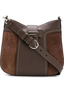 Tod'S Dote Shoulder Bag - Marrom
