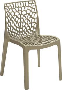 Cadeira Gruvyer S6316 – Or Design. - Fendi