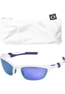 Óculos Oakley Half Jacket 2.0 Branco