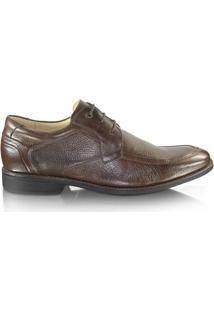 Sapato Anatomic Gel Porto Fino - Masculino-Marrom