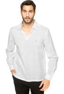 Camisa Aramis Reta Branca