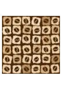 Papel De Parede Autocolante Rolo 0,58 X 3M - Café Cozinha 272960105
