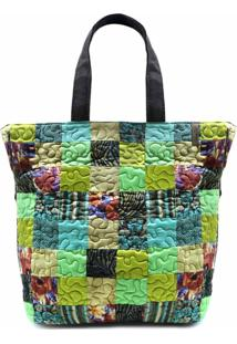 Bolsa Meredith Clover Em Patchwork Original - Multicolorido - Feminino - Dafiti