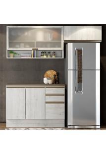 Cozinha Modulada Itália A2191 - Casamia Elare