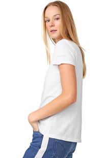 Blusa Calvin Klein Jeans Sustainable Branca
